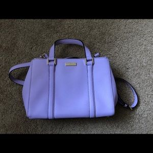 Kate Spade's Leather Satchel